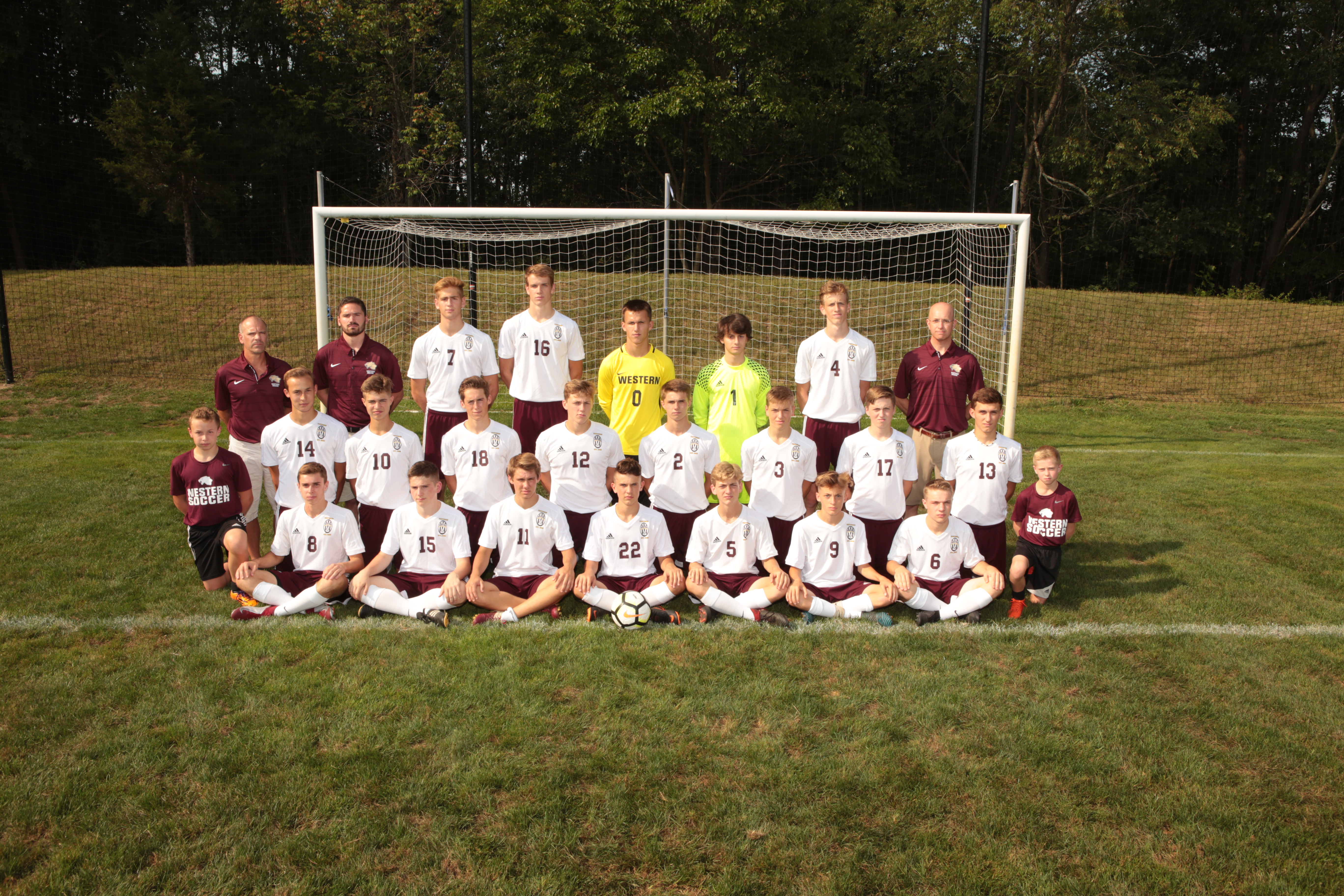 Varsity Boys Soccer Wins Home Opener!