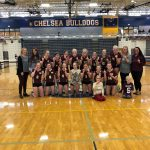 Varsity Volleyball Comes Back to Defeat Northwest for District Title