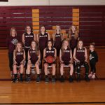 8th Grade Maroon Girls Basketball Defeats Lumen!