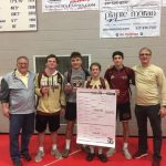Wrestlers Advance to Regional Tournament