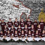 Varsity Baseball Splits with Marshall