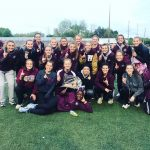 Girls Track Goes Undefeated to Win the I8 League!!