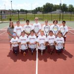 JV Boys Tennis vs. Coldwater