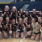 Varsity Volleyball Wins SAU Invite!