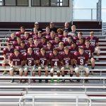 7th Grade Football Battled Harper Creek