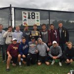 Varsity Tennis Wins I8 Conference!