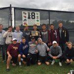 Varsity Tennis Wins I8 Conference!