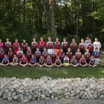 Girls and Boys Cross Country Compete in Portage Invite!