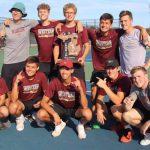Boys Tennis WINS Regional!