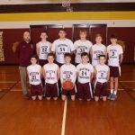 8th Grade A Boys Basketball Defeats Hastings!