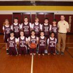 8th Grade B Boys Basketball Defeats Hastings!