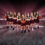 8th Grade Maroon Girls Basketball Takes 1st Loss