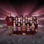7th Grade Girls B Basketball Battled Pennfield!