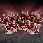 Competition Cheer Scores High at Hastings!