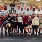 Grapplers Win District Title!!!!