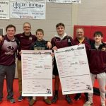 Individual Wrestling Districts Wrestlers Advance to the Regional!