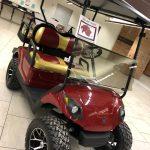 Western Athletic Boosters Club – Golf Cart Raffle