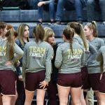 Varsity Girls Basketball District Finals!
