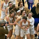 Girls Basketball Districts TONIGHT 7pm @ Chelsea!!
