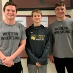Good luck to our Wrestlers Today at Ford Field!!