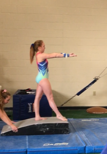 Lady Scots Gymnastics Preparing for Upcoming Compulsory Season