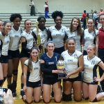Volleyball wins County Championship