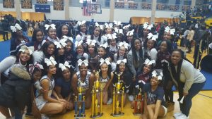 Cheer Teams Shine Bright-Win 1st Place and Grand Champion at weekend event