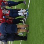 Bowie High School Varsity Football beat Laurel High School 49-7
