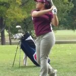 Sumayah Arcusa 7th in State Golf Championship