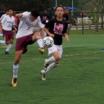 Bowie High School Boys Varsity Soccer falls to Bladensburg High School 1-0