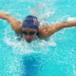 Bowie Swim Team Competes in County Championship