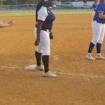 Bowie Softball Falls 3-2 in State Semi's