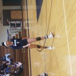 Girls Junior Varsity Volleyball beats Oxon Hill 2 – 0