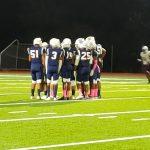 Boys Varsity Football beats Bladensburg 41 – 0