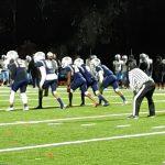 Boys Varsity Football beats Eleanor Roosevelt 14 – 7