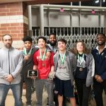 Wrestlers place at Winter Blitz