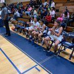 Girls Varsity Basketball beats Duval 52 – 41