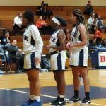 Girls Varsity Basketball beats Eleanor Roosevelt 57 – 50