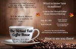 Interested in Fall Coffee House???