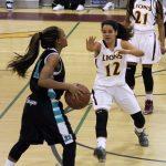 Arlington Girls' Basketball downed by Rubidoux 44-33 in Day 1 of Dolores Dudek Tournament in San Bernardino.