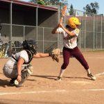 Big Win and Big Day for Arlington Softball on Tuesday, 4/19.  Alyssa Turner leads the way.