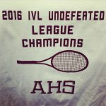 Arlington Boys' Tennis bests Roosevelt on the road, 10-8 on Monday, 3/6.