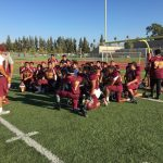 Arlington Frosh Football wins 38-0 and Arlington JV Football wins 42-0 in Week 1 Action.