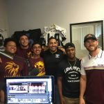 Arlington Football and Pep Fernandez on Fox Sports Radio 1350AM & Inland_Sports YouTube Channel, Saturday, 9/3/16.
