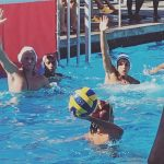 Arlington Boys' Water Polo defeats Canyon Springs, 17-8, on Monday, 10/10.