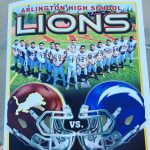 Arlington Football bests Temescal Canyon, 21-14 on Friday, 9/9 to improve to 2&1.