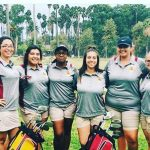 Arlington Girls' Golf downs Canyon Springs 289-313 on Wednesday, October 5 at Fairmount Park.
