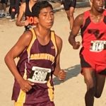Arlington Cross Country competed at IVL #2 on Wednesday, 10/12.
