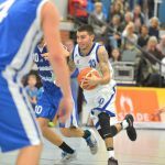 REMEMBER THE NAME: Arlington Alumni, Mason Biddle, playing professional basketball in Germany for VFL Stade..