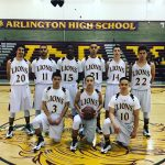 Arlington Boys' Basketball defeats Bloomington, 48 – 28, on Friday, 12/30 at Hillcrest Tournament.